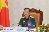 Việt Nam tham dự Hội nghị Thứ trưởng Quốc phòng ASEAN-Hàn Quốc