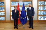 比利时和欧盟愿进一步加强与越南的关系