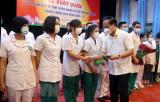 55 cán bộ y tế hỗ trợ chống dịch tại TP Hồ Chí Minh, Bình Dương