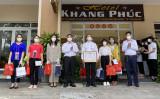 Tri ân các thành viên Trường Cao đẳng Y tế Lâm Đồng hỗ trợ Bình Dương chống dịch