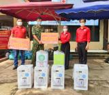 Trung ương Hội Chữ thập đỏ Việt Nam vận động nguồn lực ủng hộ Bình Dương phòng, chống dịch