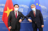 German newswire: NA Chairman's Europe visit reflects Vietnam's diversifed policy