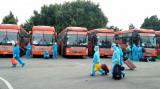 Tổ chức đưa hơn 750 người lao động Phú Yên về quê