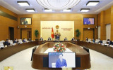 National Assembly Standing Committee's 3rd session to open on September 13