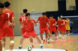 Futsal Việt Nam sẵn sàng tạo nên bất ngờ trước Brazil