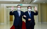 Cambodia, China agree to strengthen cooperation