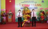 Lễ khai giảng đặc biệt tại trường THPT Chuyên Hùng Vương