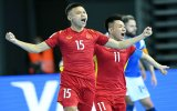 """""""Đội tuyển Futsal Việt Nam phải thắng Panama để vào vòng trong"""""""