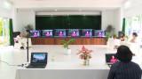 Trường Phan Chu Trinh (TP.Dĩ An) khai giảng trực tuyến năm học 2021-2022