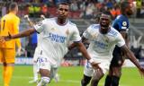 Real hạ Inter nhờ bàn thắng phút 89