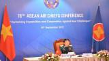 第十八届东盟国家空军司令会议以视频方式召开