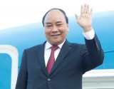 President leaves for Cuba official visit, UN General Assembly's general debate