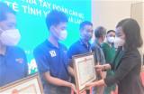Gặp mặt và chia tay 2 đoàn cán bộ, nhân viên y tế tình nguyện tỉnh Yên Bái và Lào Cai