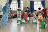 Chăm lo trẻ em trong mùa dịch bệnh