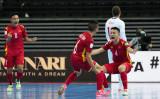 Đội tuyển Futsal Việt Nam gặp Nga tại vòng 1/8