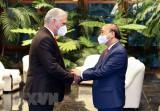 Truyền thông Cuba đưa tin đậm nét về chuyến thăm của Chủ tịch nước