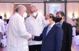 Việt Nam và Cuba thúc đẩy hợp tác qua cơ chế Ủy ban Liên chính phủ