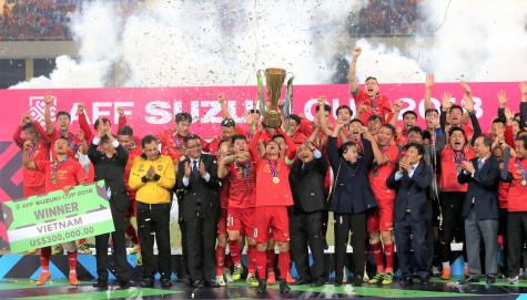 Đội tuyển Việt Nam rơi vào bảng đấu dễ thở tại AFF Cup 2020