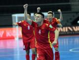 Futsal Việt Nam sẽ tạo nên bất ngờ trước Nga tại vòng 1/8