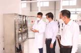 TX.Tân Uyên công bố và đưa vào hoạt động Trạm y tế lưu động trong cụm công nghiệp