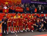 Futsal Việt Nam ngẩng cao đầu rời World Cup 2021