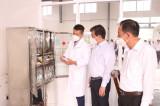 新渊市宣布产业集群内的流动医疗站投入运营