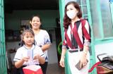 Nữ doanh nhân đồng hành với công tác thiện nguyện