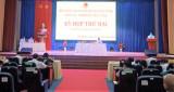 Huyện Bàu Bàng: Tổ chức kỳ họp HĐND huyện lần thứ hai, khóa III
