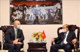 President Phuc encourages Vietnam-US cooperation in energy