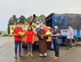 Tỉnh Tuyên Quang ủng hộ Bình Dương 1 tỷ đồng và nhiều vật tư y tế