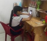 Trường THCS Tân Hiệp: Nỗ lực thực hiện tốt công tác dạy trực tuyến cho học sinh