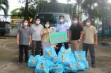 Tiếp nhận 1.200 phần quà từ Hội Nông dân tỉnh Bình Phước