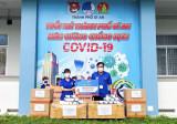 Hơn 12.000 túi thuốc hỗ trợ F0 điều trị