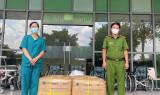 Trao 300 túi ngủ vĩnh hằng cho Bệnh viện quốc tế Becamex
