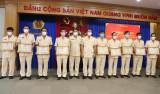 Bộ Công an gặp mặt kỷ niệm 60 năm Ngày truyền thống lực lượng Cảnh sát PCCC&CNCH