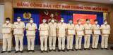 Lực lượng Cảnh sát PCCC&CNCH Công an Bình Dương: Lập thành tích chào mừng kỷ niệm 60 năm ngày truyền thống