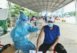 TX.Tân Uyên tập trung triển khai tiêm vắc xin ngừa Covid-19 mũi 2 cho người dân