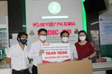 Công ty TNHH Giấy Kraft Vina tặng hơn 1.500 giường giấy lắp ráp nhanh, đồng hành cùng tỉnh Bình Dương chống dịch