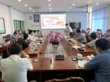 Huyện Dầu Tiếng: Họp bàn quy hoạch khu, cụm công nghiệp giai đoạn 2021-2030