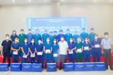 Gặp mặt và chia tay đoàn cán bộ ngành Y tế tỉnh Thừa Thiên Huế