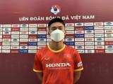 """""""Tôi muốn ghi bàn tại vòng loại U23 châu Á và được gọi lên đội tuyển Việt Nam"""""""