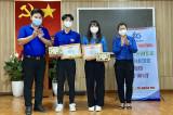 Hội Liên hiệp Thanh niên Việt Nam TP.Dĩ An: Tuyên dương các tập thể, cá nhân tiêu biểu