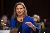 Mỹ, Nga tuyên bố dỡ bỏ một số biện pháp trừng phạt