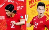 """Tiến Linh chiến thắng trong cuộc thi """"ngôi sao tương lai"""" do AFC tổ chức"""