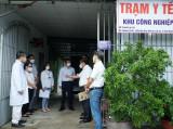 TP.Dĩ An: Thành lập 5 trạm y tế lưu động trong Khu công nghiệp