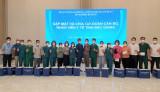 Tri ân đoàn cán bộ, nhân viên y tế tỉnh Bắc Giang hỗ trợ Bình Dương chống dịch