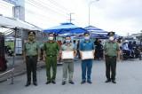 Khen thưởng quần chúng tham gia phòng, chống tội phạm