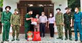 Lực lượng vũ trang tỉnh: Thi đua cao điểm 75 năm Ngày toàn quốc kháng chiến