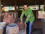 A place at the heart of Thu Dau Mot to save traditional pottery craft