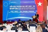 Hiệp định EVFTA: Sức bật cho doanh nghiệp Việt Nam-EU phát triển